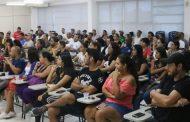 Professores aprovados pelo FIDA assinam contrato para modalidades esportivas