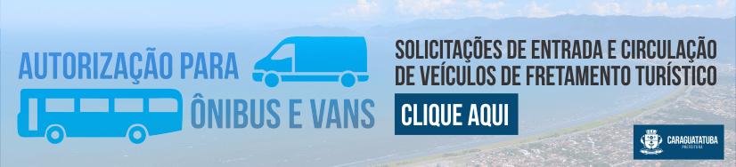 Autorização Ônibus e Vans