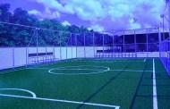 Prefeito anuncia a instalação de oito campos de futebol society em bairros de Ilhabela