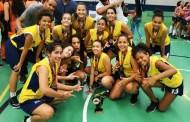 Equipe feminina de Ilhabela vence 3º Quadrangular de Basquete