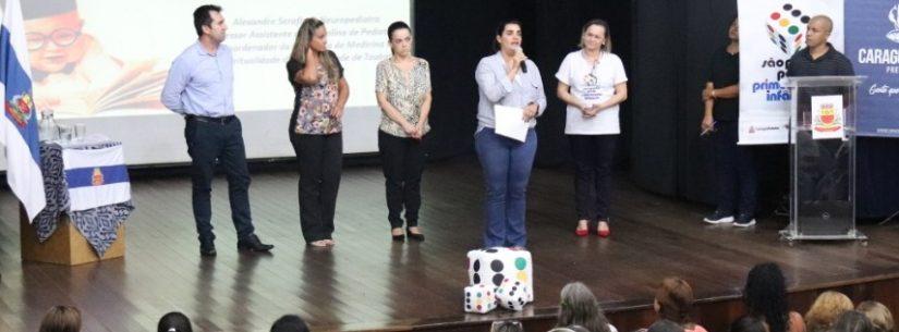 Caraguatatuba realiza de 13 a 17 de maio a 3ª Semana do Bebê e do Brincar