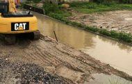 Obras de drenagem no Poiares já começam a surtir efeito