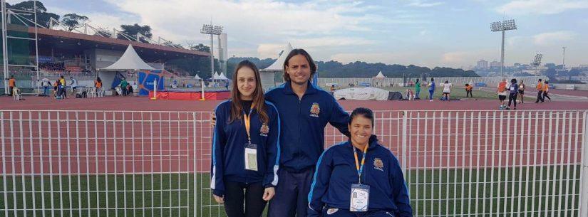 Atletas Paralímpicas de Caraguatatuba garantem vaga para 2ª etapa do Circuito Brasil Loterias Caixa