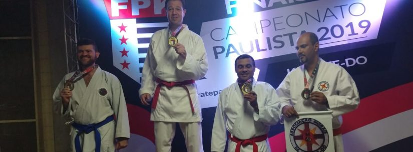 Caraguatatuba tem medalhistas na Final do Campeonato Paulista de Karatê