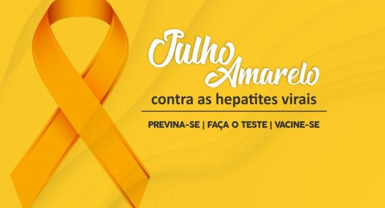 Prevenção de hepatite mobiliza unidades de saúde de Ubatuba