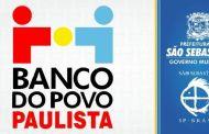 Empreendedores de São Sebastião podem renegociar empréstimos no Banco do Povo