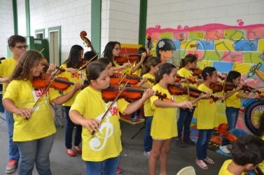 Projeto Guri de Caraguatatuba abre inscrições para 26 vagas em agosto
