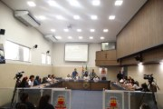 Proposituras são aprovadas pela Câmara Jovem, que quer levar sessões para as escolas
