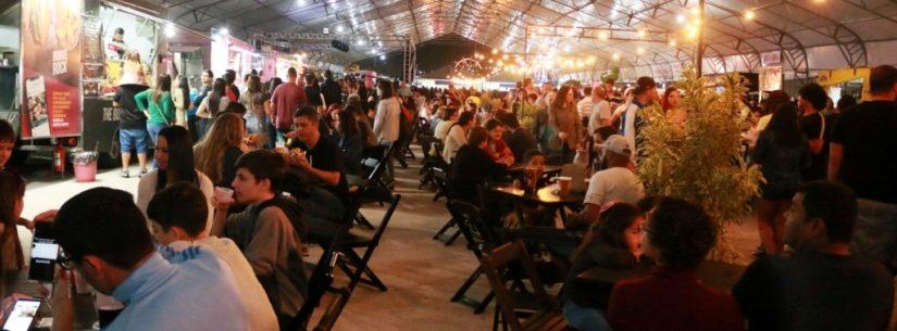 3º Festival de Food Truck de Caraguatatuba comercializa mais de 6 mil hambúrgueres