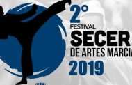2º Festival SECER de Artes Marciais recebe atletas de 14 modalidades no final de semana