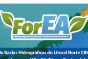 Caraguatatuba recebe V Fórum Regional de Educação Ambiental do Litoral Norte