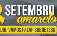 Praça de Skate de Caraguatatuba recebe ações em menção ao Setembro Amarelo