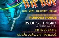 Festival de Hip Hop faz parte da programação de 214 anos de Ilhabela