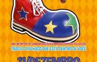 Centro de Caraguatatuba recebe, na quarta-feira, 1º Encontro de Palhaços