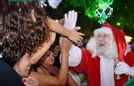 Natal Luz chega a Caraguatatuba nesta sexta-feira com Papai Noel