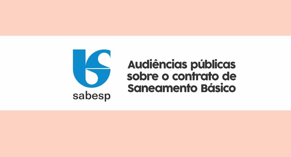 Prefeitura de Ubatuba realiza primeira audiência sobre contrato com a Sabesp