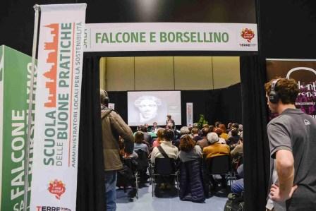 Sala convegno Falcone e Borsellino