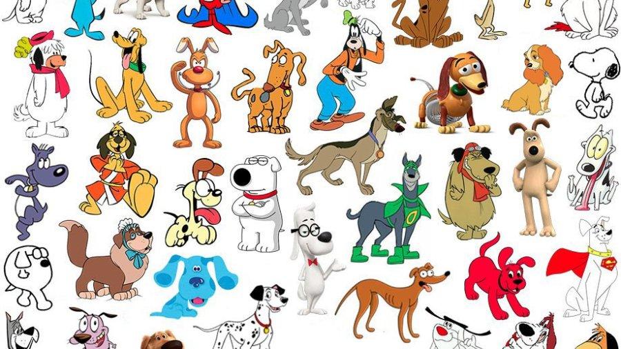 Eles Existem Descubra As Racas De Cachorros Dos Desenhos Animados