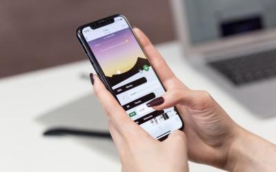 App – Saúde e bem estar na tela do seu celular
