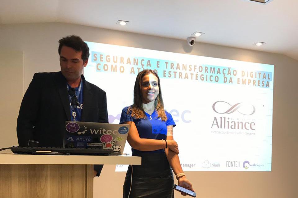 Cobertura: Workshop Segurança e transformação digital