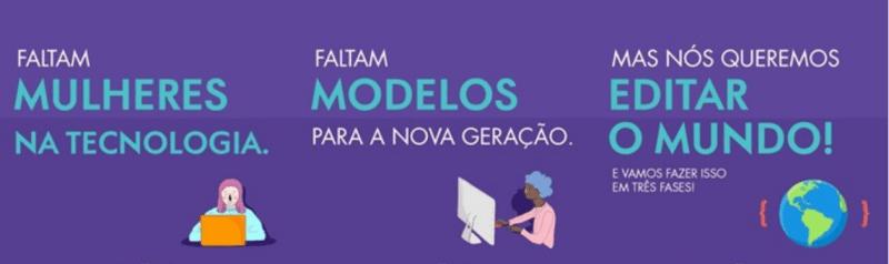 Intel e PrograMaria encorajam as mulheres na tecnologia neste Dia da Mulher