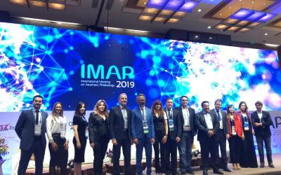 Evento internacional IMAP reuniu profissionais de diversas áreas em evento que durou 3 dias, em São Paulo