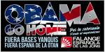 FE JONS le dice a Barack Obama: Go Home!
