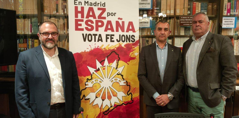 PROGRAMA ELECTORAL ELECCIONES ASAMBLEA DE MADRID 2021
