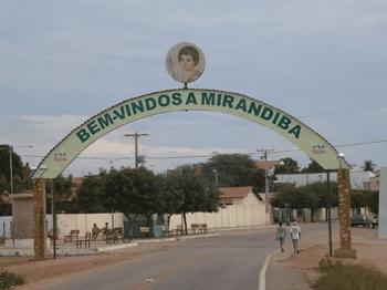 Mirandiba - portal