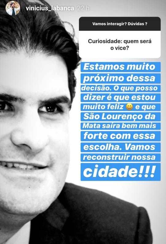 São Lourenço - Vinicius