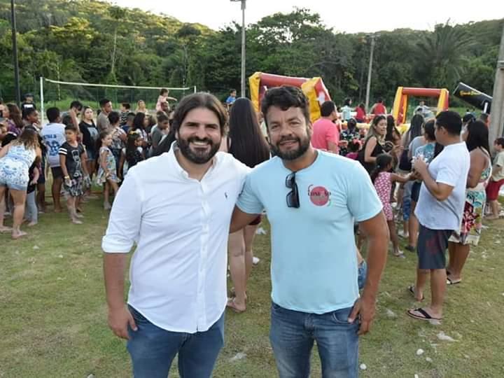 Sao Lourenco - Wendel e Vinicius