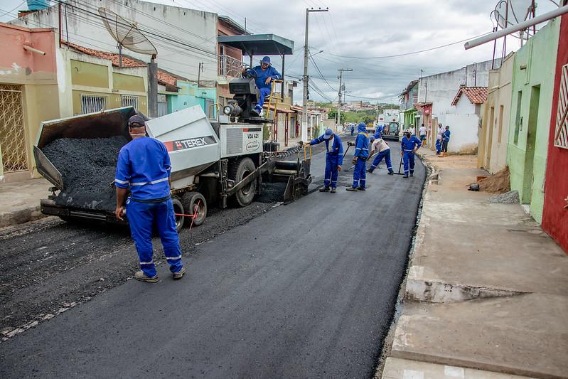 Obras no Zé Martins