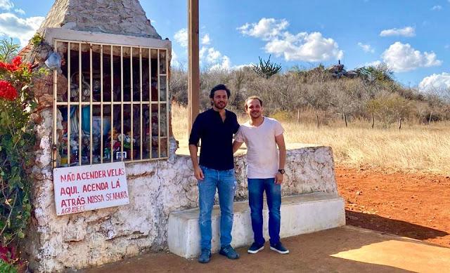 Cabrobro - Rodrigo e João Pedro Novaes