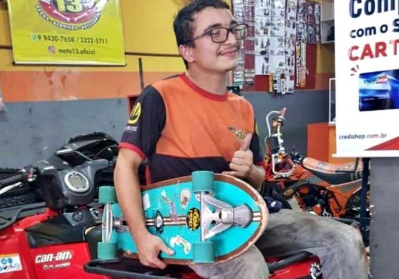 Jovem de 23 anos morre após colidir moto com vaca na BR-402, em Luís Correia
