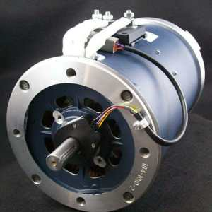 HPEVS AC-51 Motor Package