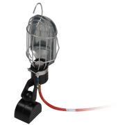 Magnetic Trouble Lights with Metal Guard and 50' Cord