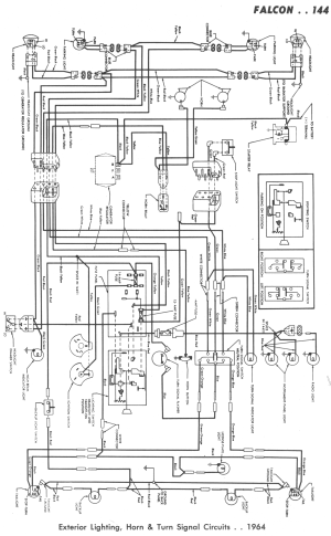 Falcon Wiring Diagrams