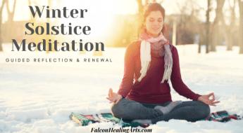 winter solstice guided meditation