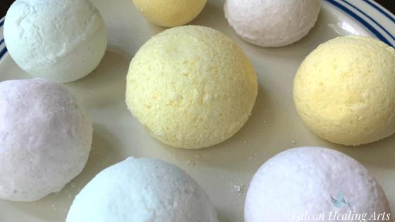 Make Bath Bombs at home