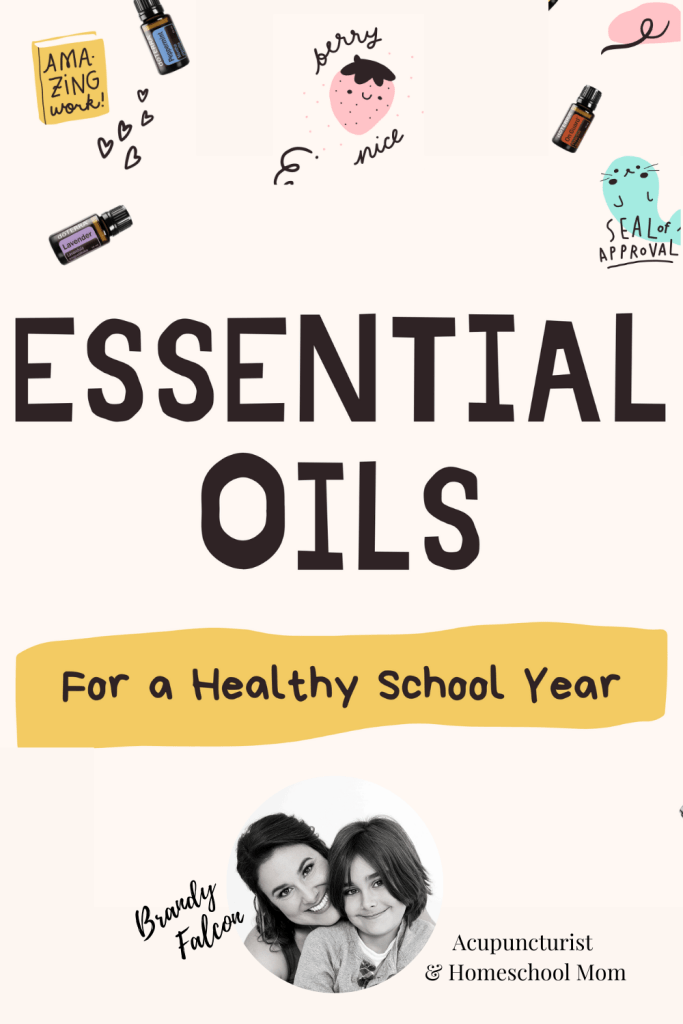 essential oils for back to school video