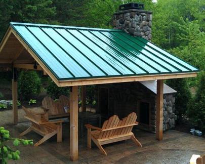 Build A Mews   falconryart on Roof For Patio Ideas id=53681
