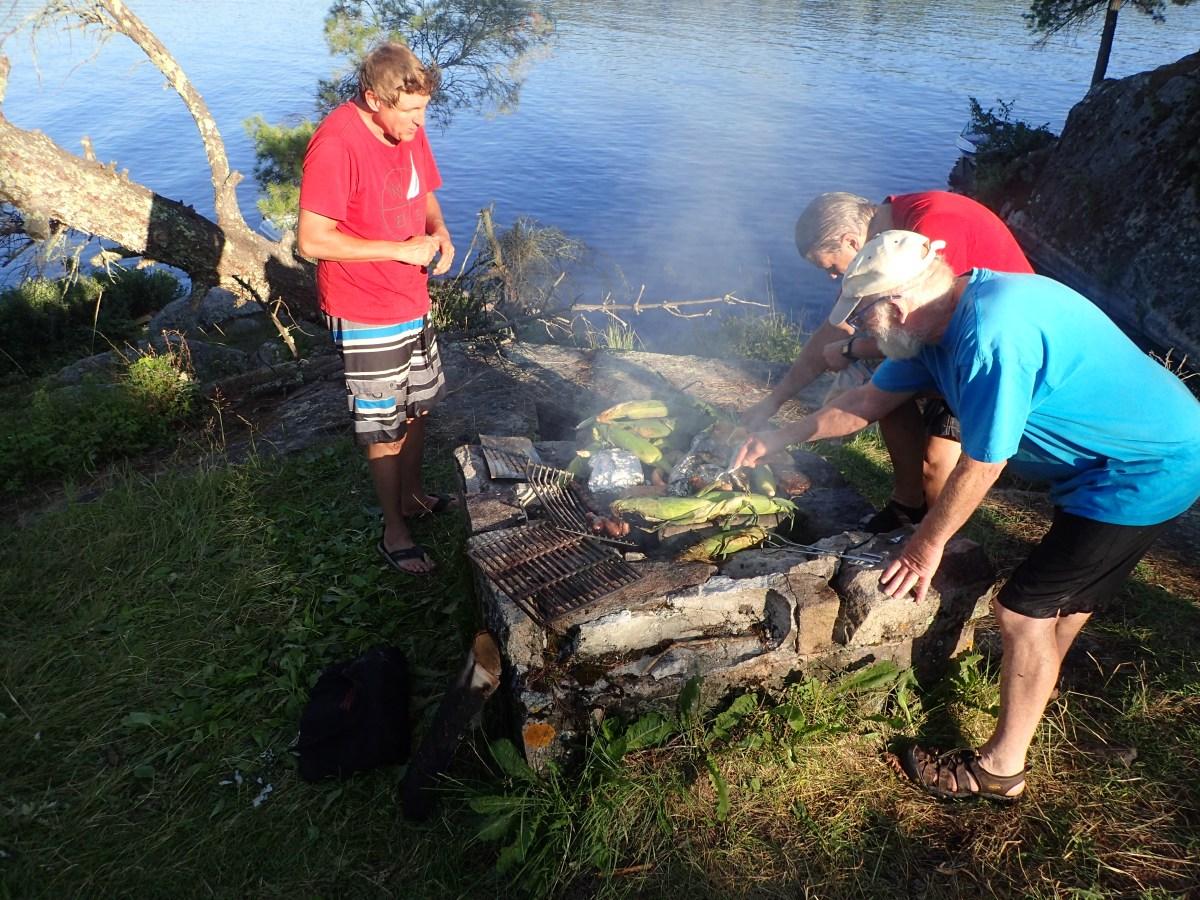 July 27 Island BBQ