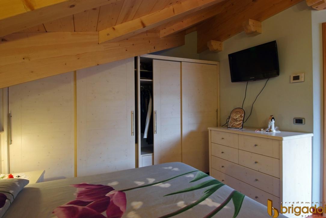 camera legno arredamenti brigadoi falegnameria val di fiemme