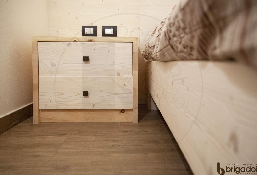 camera arredamenti brigadoi val di fiemme mountain design trentino legno val di fassa