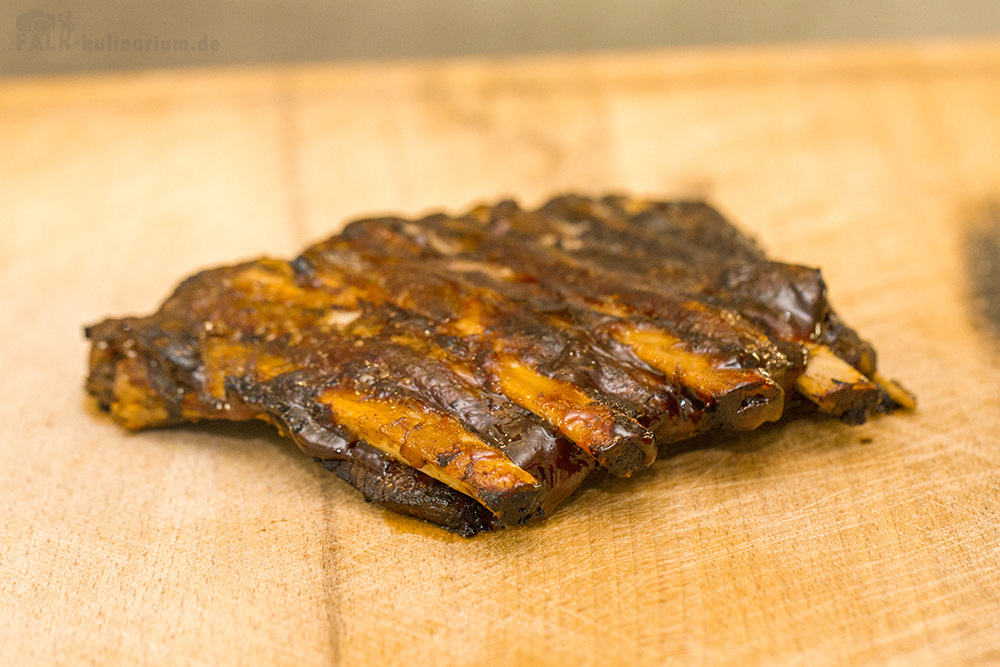 Spareribs Sous Vide Gasgrill : Spareribs sous vide grillforum und bbq