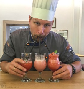 NDR1 Radio MV Topfgucker Rezept Strawberry Colada