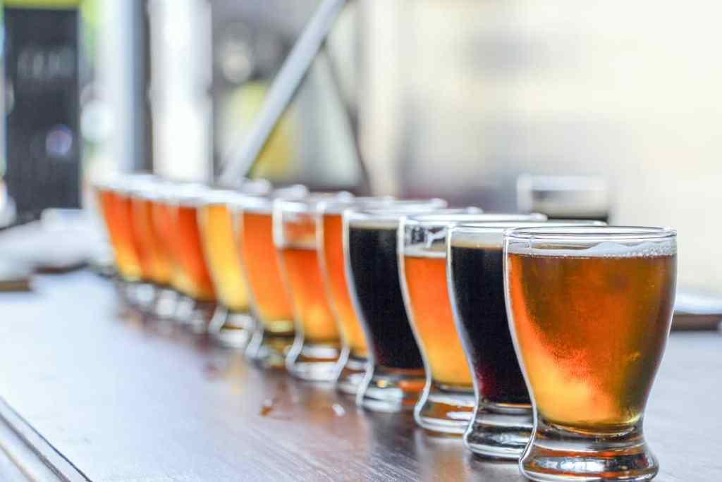 Øl med insekter