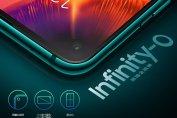 Samsung Infinity-O display