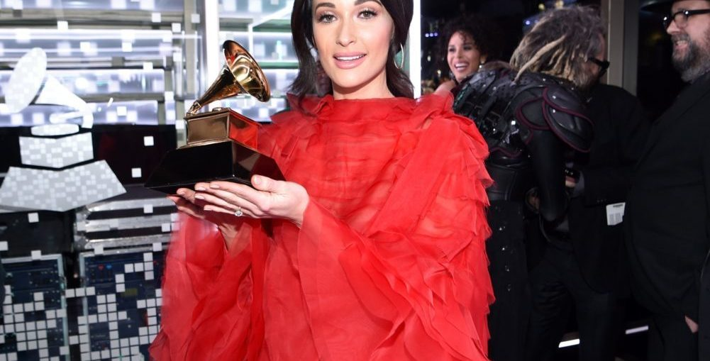 Kacey Musgraves won the Album of the Year at the Grammy 2019