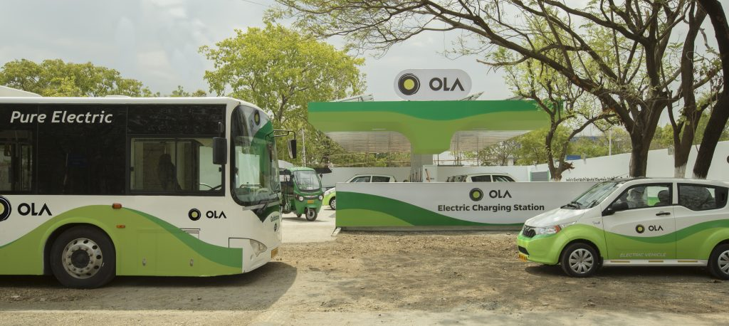 Ola Electric Station